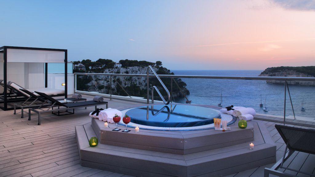 Hotel de lujo Meliá Cala Galdana Menorca