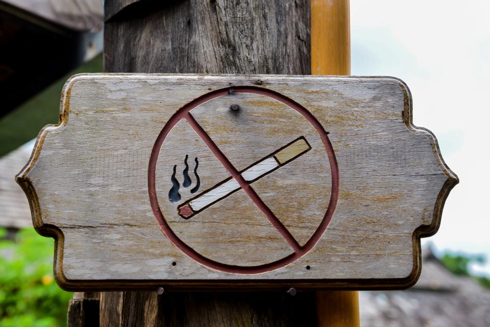 spiagge senza fumo