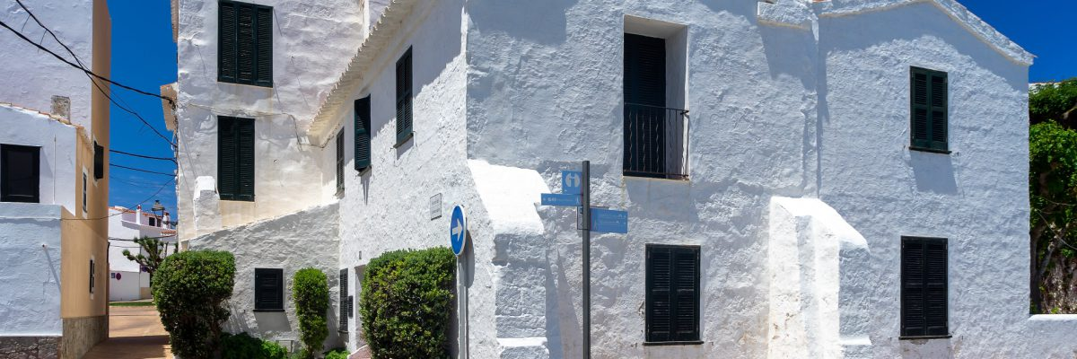 MENORCA HOUSES