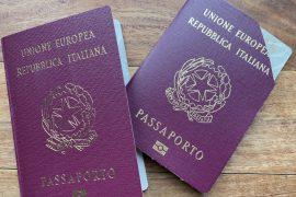 passaporti italiani estero