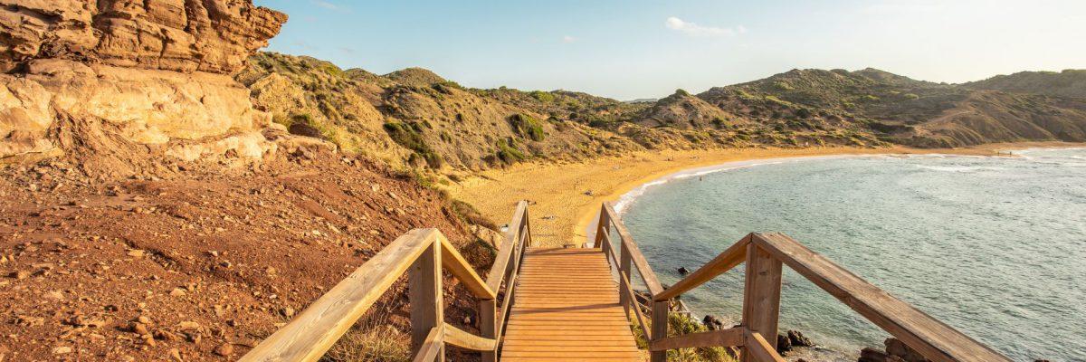 Vientos en Menorca