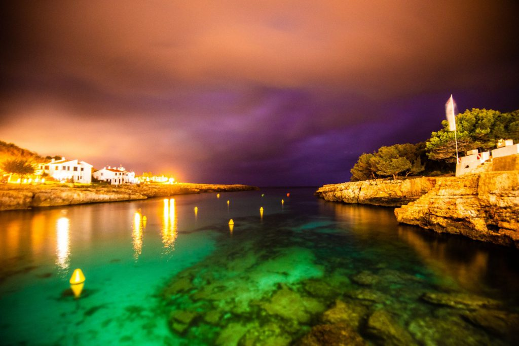 Cala Blanca (Menorca)