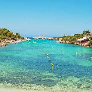 playa santandria menorca