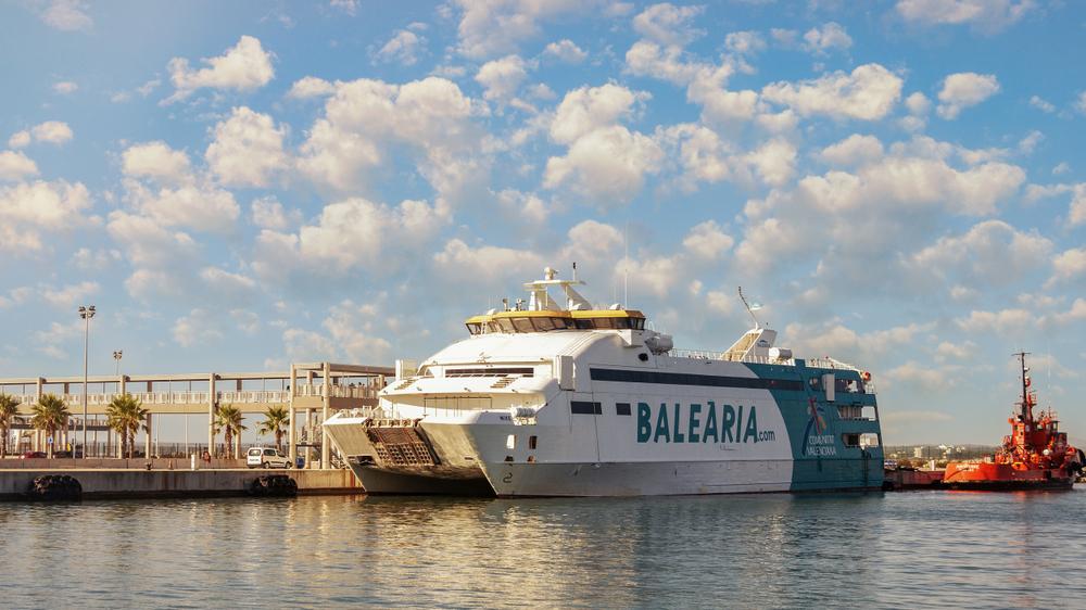 balearia menorca ferry
