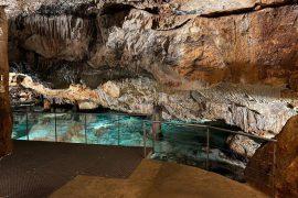 Cova de s'Aigua di Cala Blanca