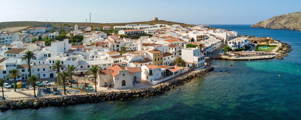 Aparthotel en Menorca