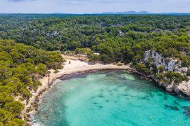 progetto di turismo sostenibile (0CO2) Minorca