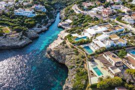 Villas en Menorca de alquiler
