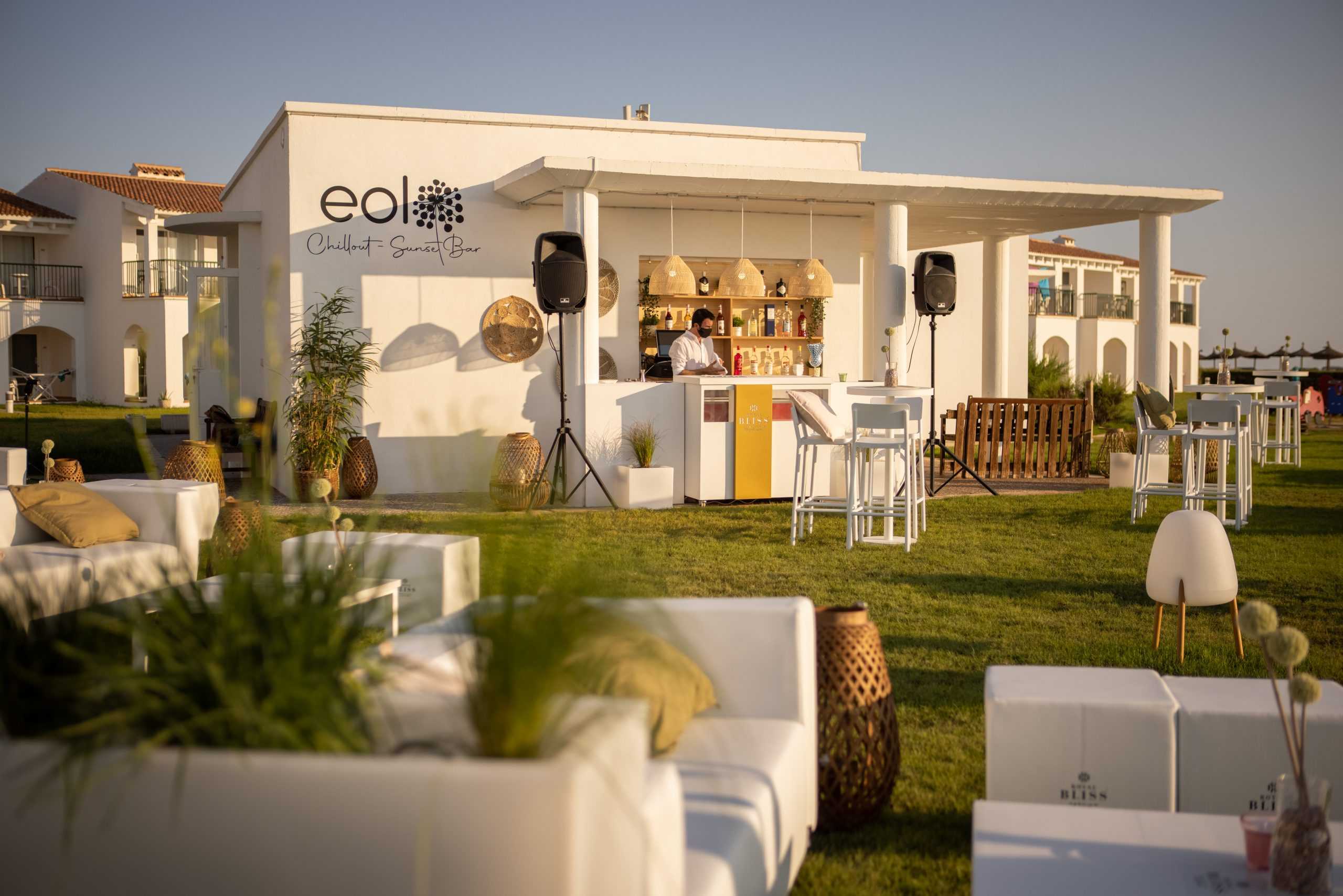 Eolo Chillout Sunset Bar