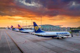 Ryanair programma 14 rotte per Minorca da tutta Europa