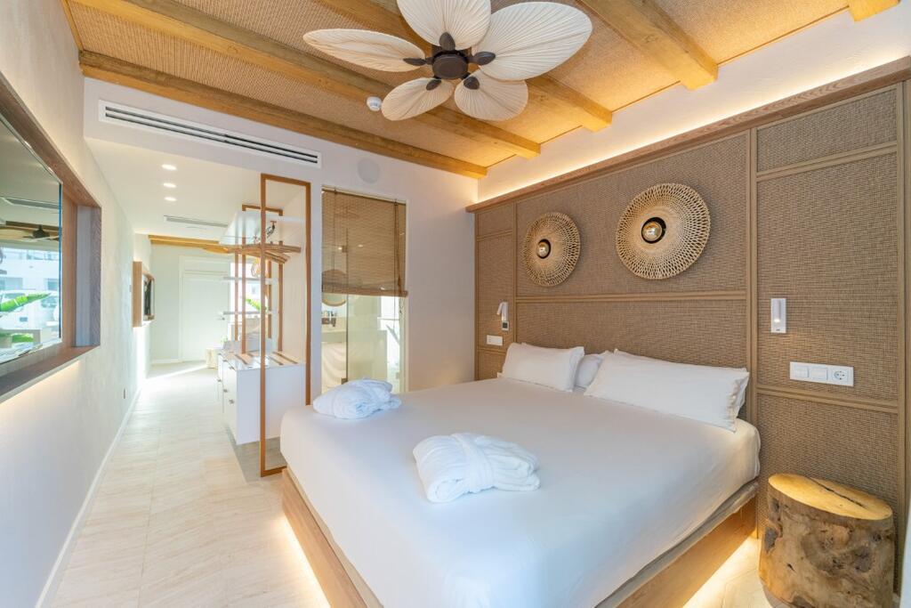 hotel suites del lago minorca camere