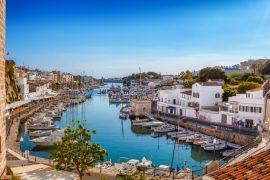 puerto ciutadella menorca