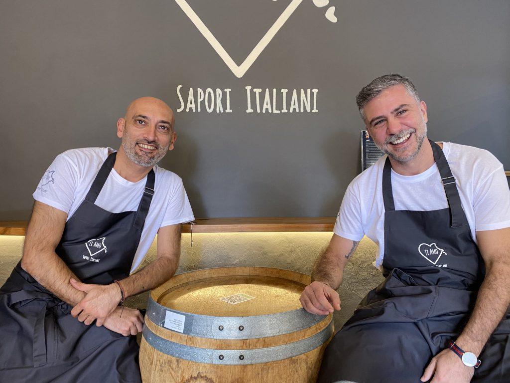 Ti amo a Ciutadella: sapori italiani nel mondo