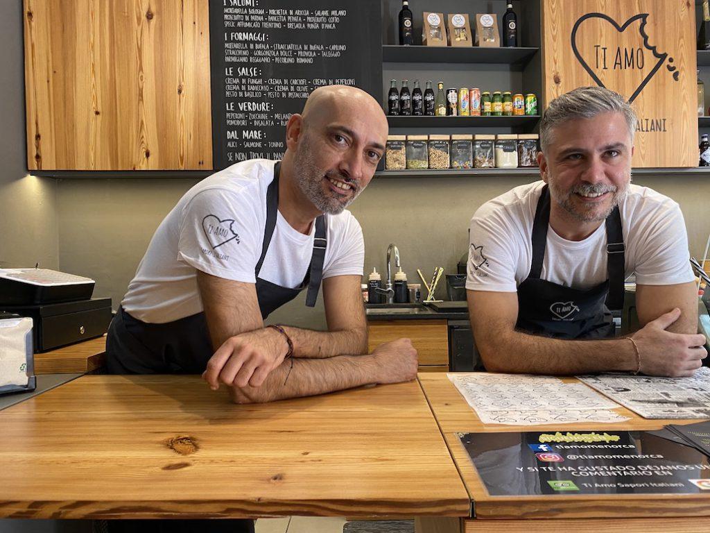 Federico + Iacopo = Ti amo a Ciutadella