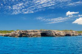 grotte marine, uno dei segreti di Minorca