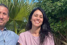 Francesca Castaldi e Danilo Milocco