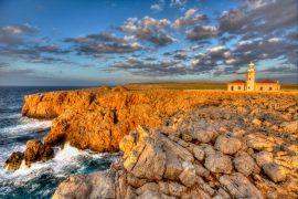 Dal mare di Minorca a quello dell'Egitto
